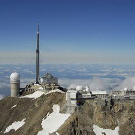 Observatory of the Pic du Midi de Bigorre