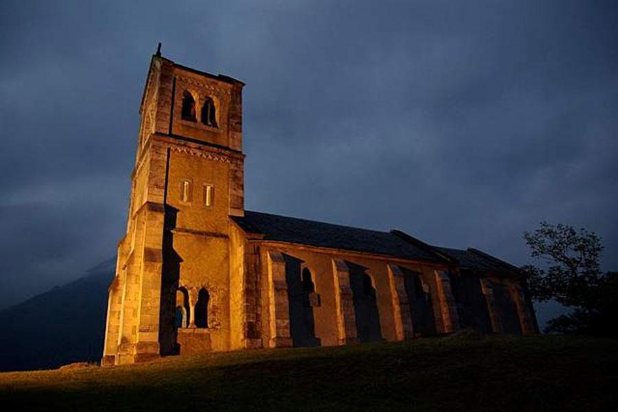 The Solferino chapel