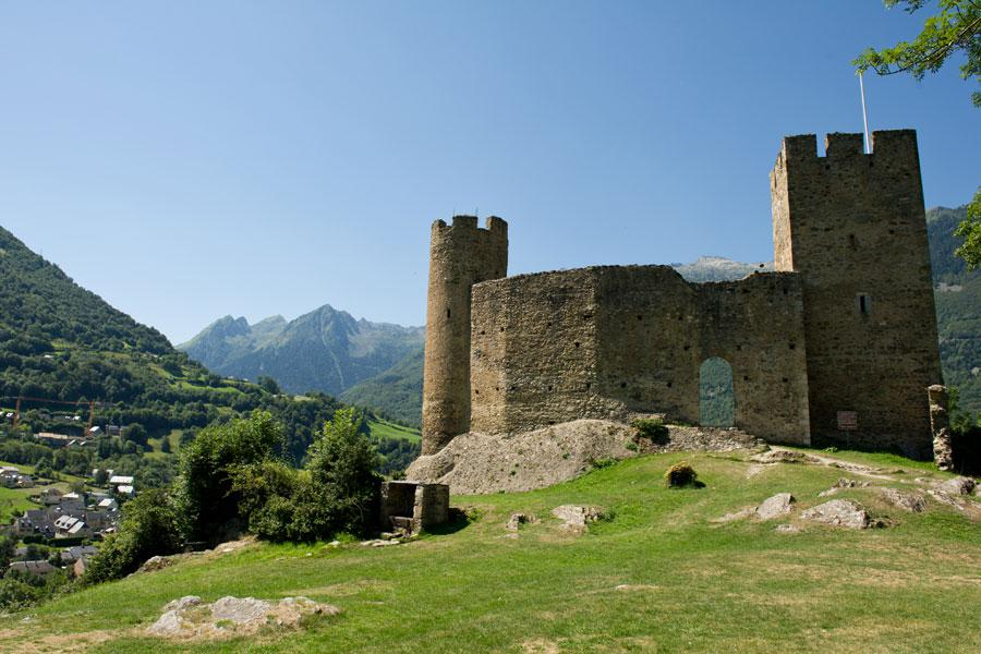 The Sainte Marie castle