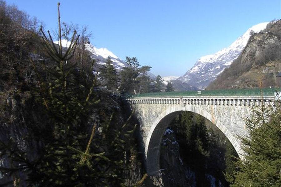 The Napoleon Bridge
