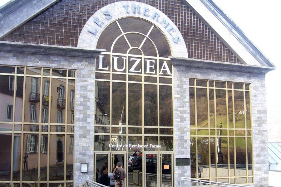 Les thermes de Luz
