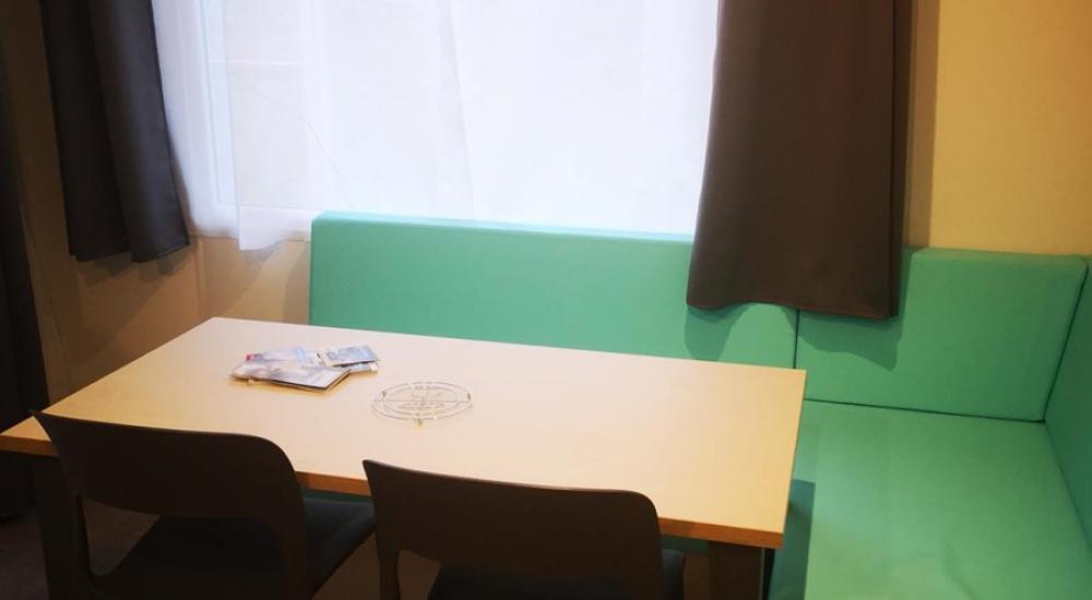 Área de comedor lounge